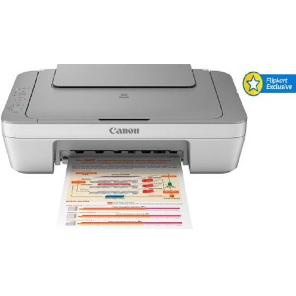 Canon PIXMA MG2470 All in One Inkjet Printer