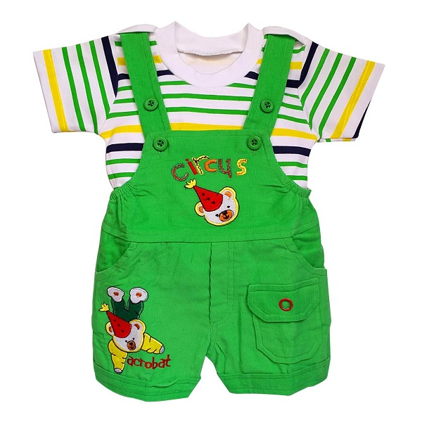Littly Baby Dungaree Set