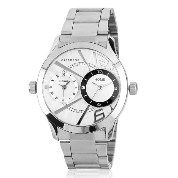 Giordano 60056WH DTM Analog Watch