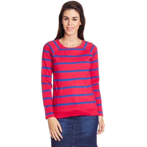 Style Quotient By NOI Womens Cotton Sweatshirt