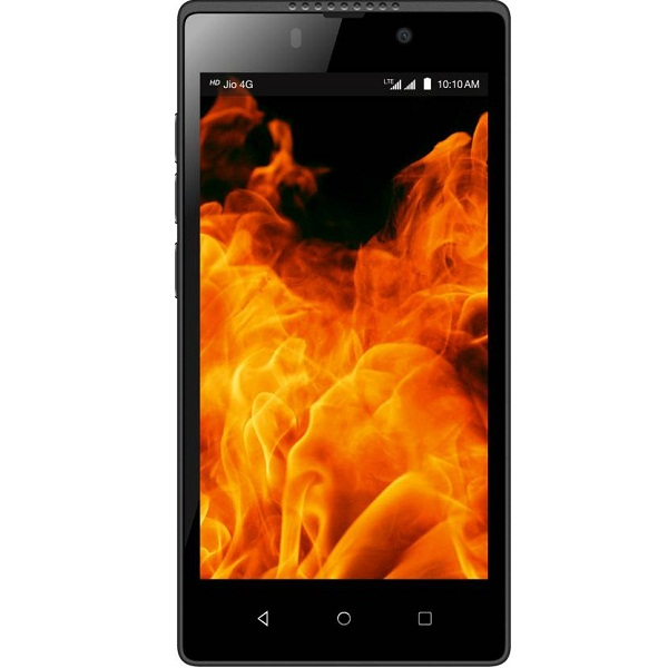 LYF FLAME 8 with JIO Preview Offer