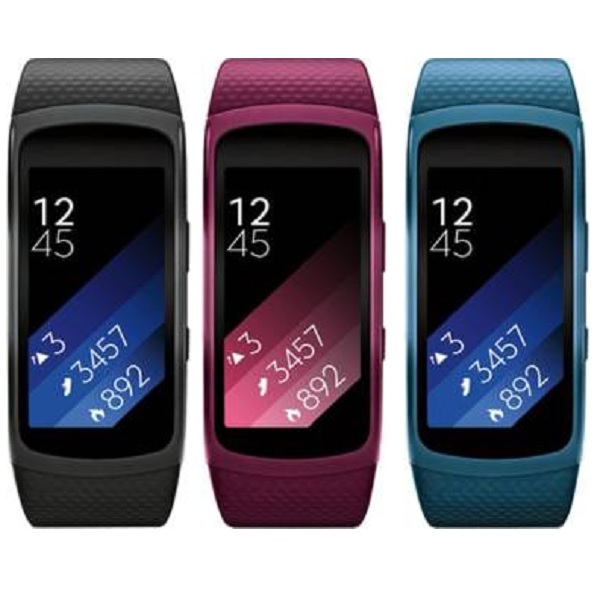 SAMSUNG Gear Fit 2 Smartband