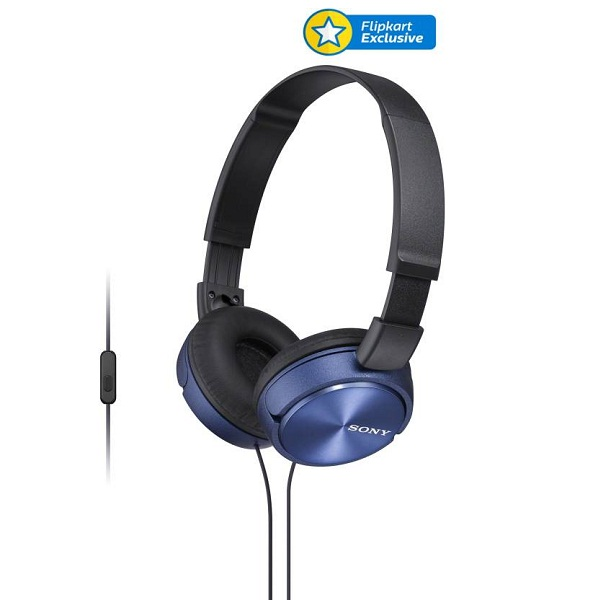Sony MDR ZX310APL Wired Headset With Mic