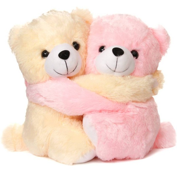 Dimpy Couple Bear