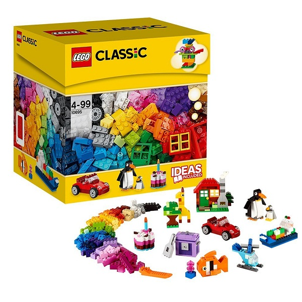 Lego Creative Building Box
