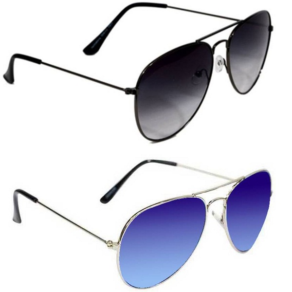Epic Ink Aviator Sunglasses