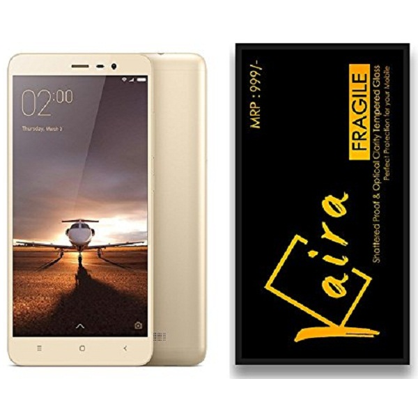 KAIRA Xiaomi Redmi Note 3 Screen Protector