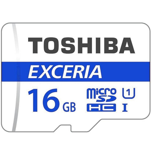 Toshiba 16 GB Memory Card