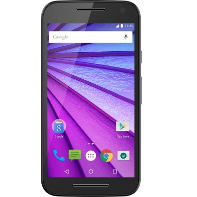 Moto G 3rd Generation Black 8GB