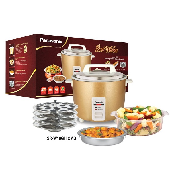 Panasonic Rice Cooker Combo Gift Pack