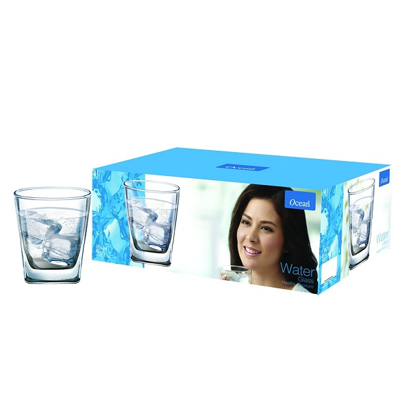 Ocean Plaza Glass Set