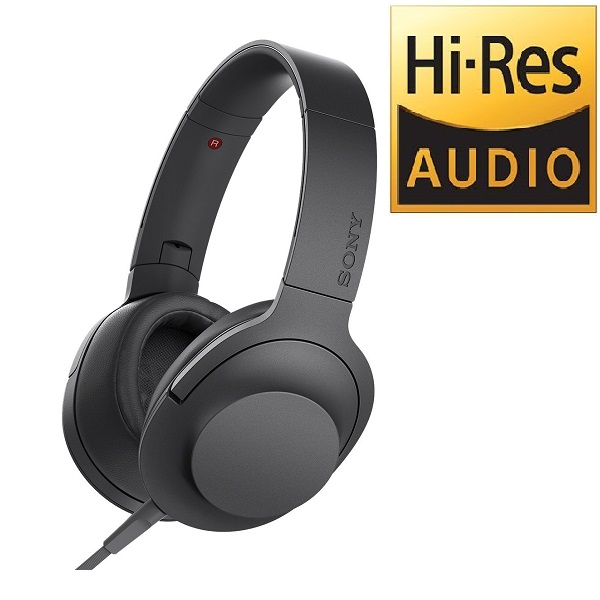 Sony MDR100AAP On Ear Hi Res Audio Headphones
