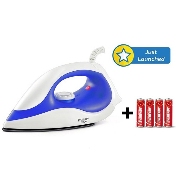 Eveready DI100 Dry Iron