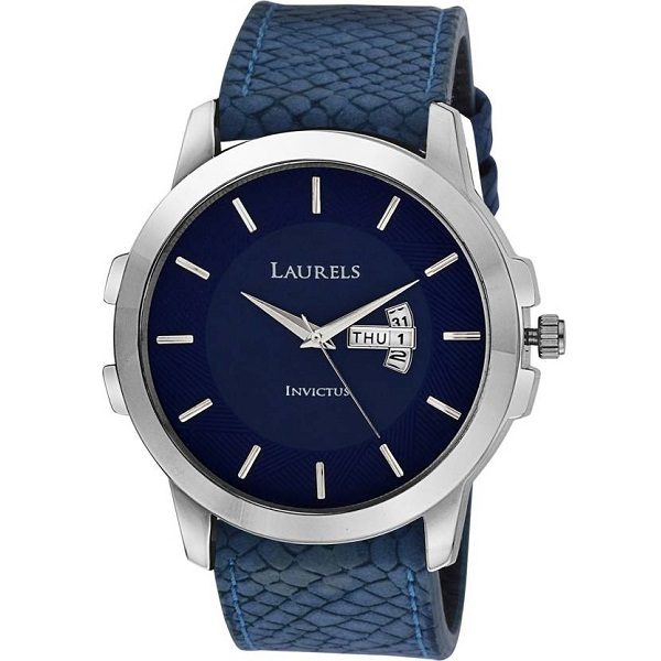 Laurels Invictius Analog Watch