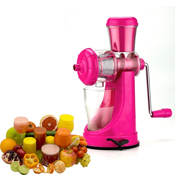 BMS Smart Fruits And Vegetable Juicer With Waste Collector