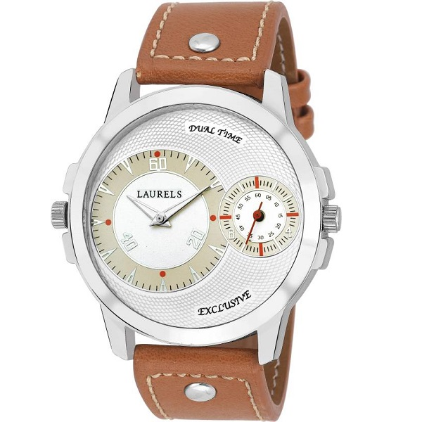 Laurels Analog Watch For Men