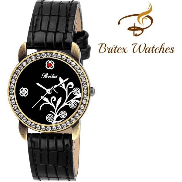 Britex BT4080 La Belle Analog Watch For Women