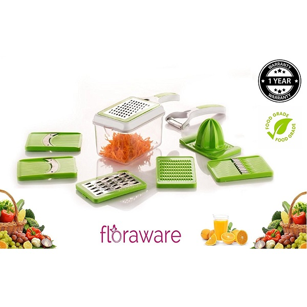 Floraware 8Piece Kitchen Dicer