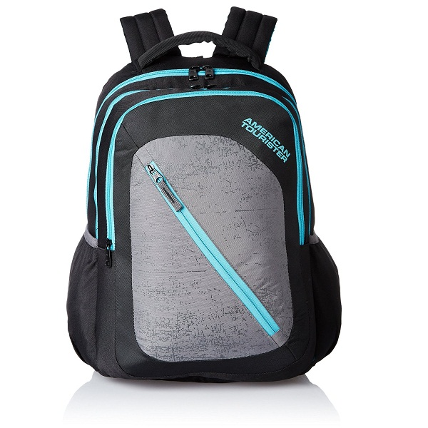 American Tourister Casper Black Casual Backpack