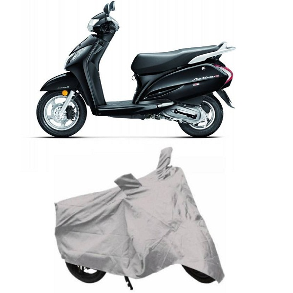 Ztech Two Wheeler Cover for Honda