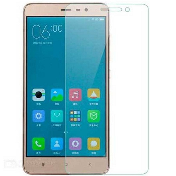1 Crazy Designer Tempered Glass Guard for Redmi note 3
