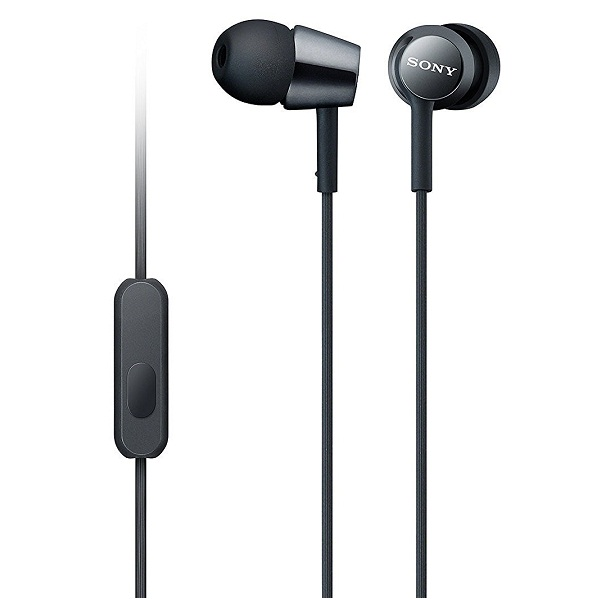 Sony MDR EX150AP1 In Ear Headphones with Mic