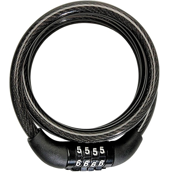 Numlock Multipurpose Number Lock for Bikes Helmets and Luggage