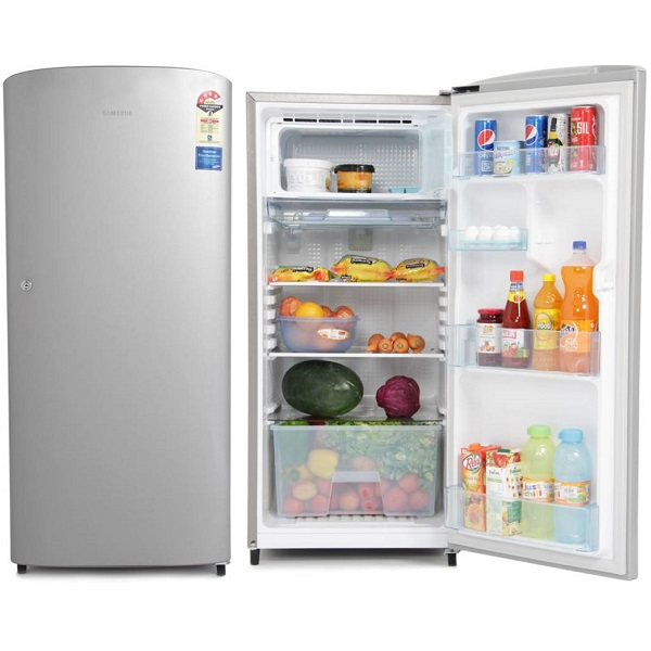 SAMSUNG 192 L Direct Cool Single Door Refrigerator