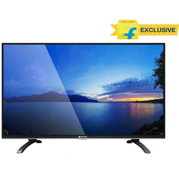 Micromax 40Inch Full HD Smart LEDTv