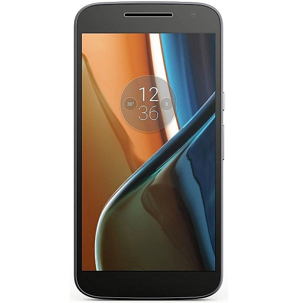 Moto G 4th Gen Black 16GB