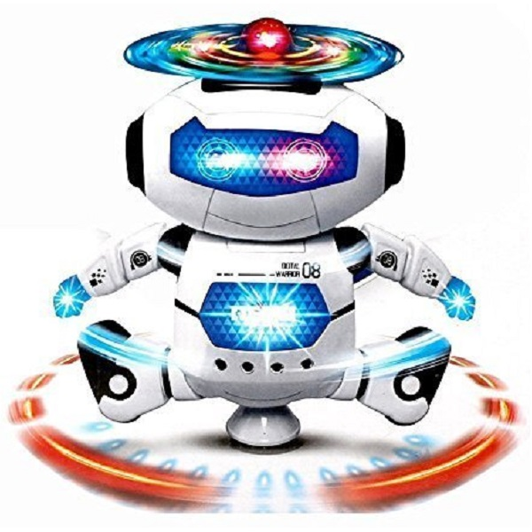 Sunshine Dancing Robot with 3D Lights and Music