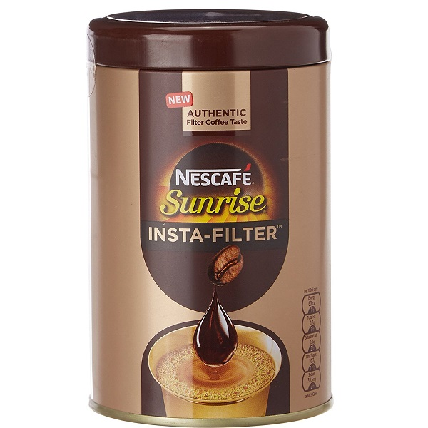 Nescafe Sunrise Insta Filter 100g