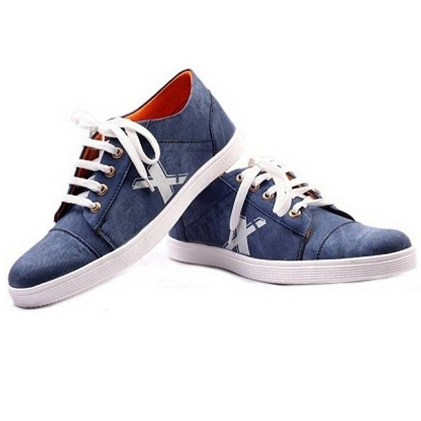 R K FASHIONS Fashionable Canvas Shoes