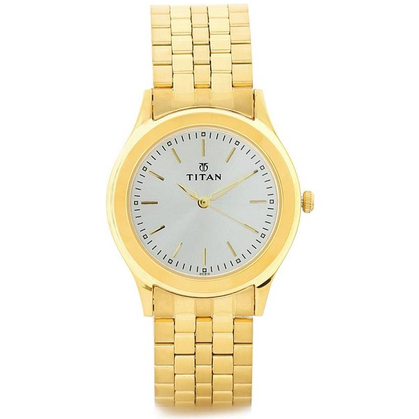 Titan NF1648YM01C Karishma Analog Watch