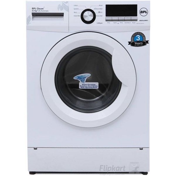 BPL Fully Automatic Front Load Washing Machine