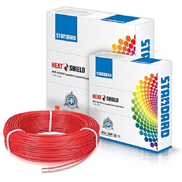 Standard Single Core PVC insulated HTR FR Wire