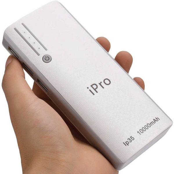 iPro IP35 For Smartphones And Tablets IPRO 10000 mAh Power Bank