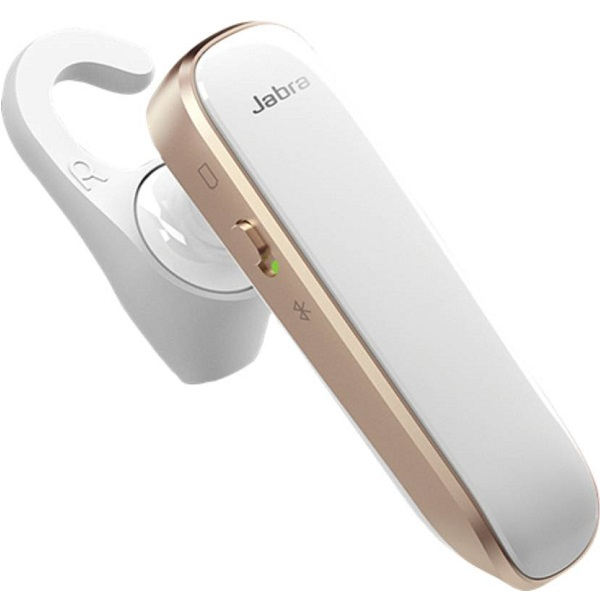 Jabra Boost Golden Wireless Bluetooth Headset With Mic