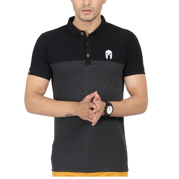 Zsolt Half sleeve Mens cotton Polo Tshirt