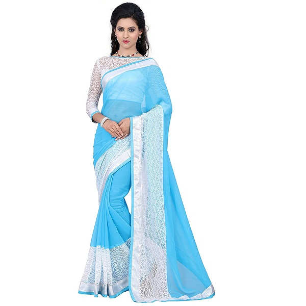 Vatsla Enterprise Womens Silk Saree