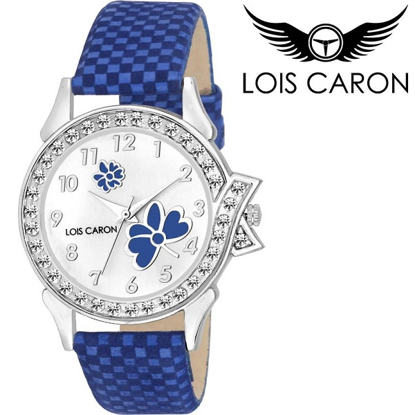 Lois Caron LCS 4610 Analog Watch For Women