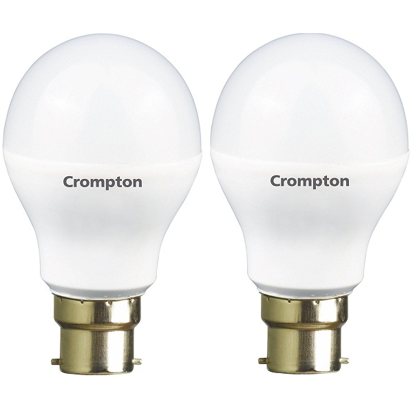 Crompton 7WDF B22 7Watt LED Lamp Pack of 2