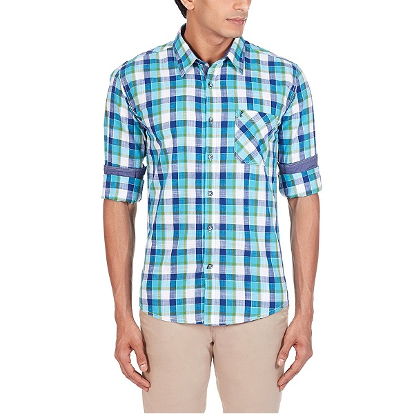 Grasim Mens Casual Shirt