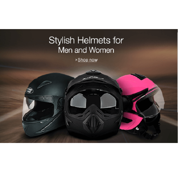 Stylish Helmets For Men And Women