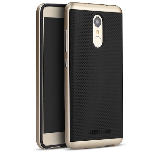 iPaky Ntron High Quality Back Case Cover for Xiaomi Redmi Note 3