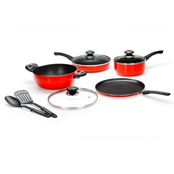 Homeeware Cookware Set 7Pcs