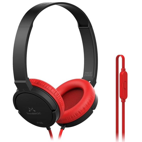 Soundmagic P10S Wired Headset With Mic