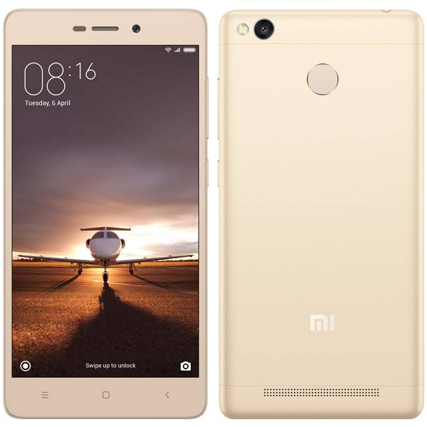 Redmi 3S Prime Gold 32 GB