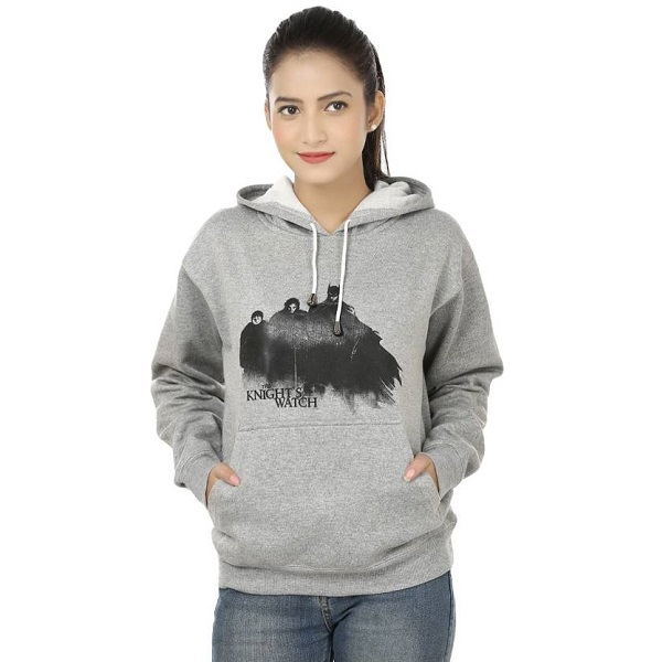 Weardo Full Sleeve Printed Womens Sweatshirt