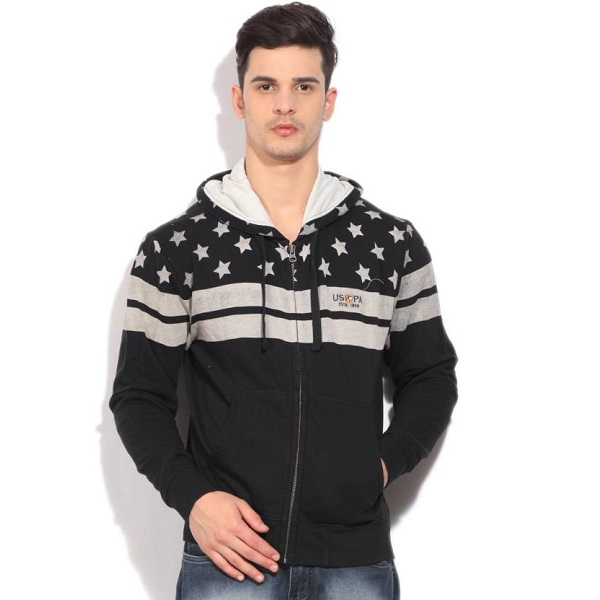 US Polo Assn Mens Sweatshirt